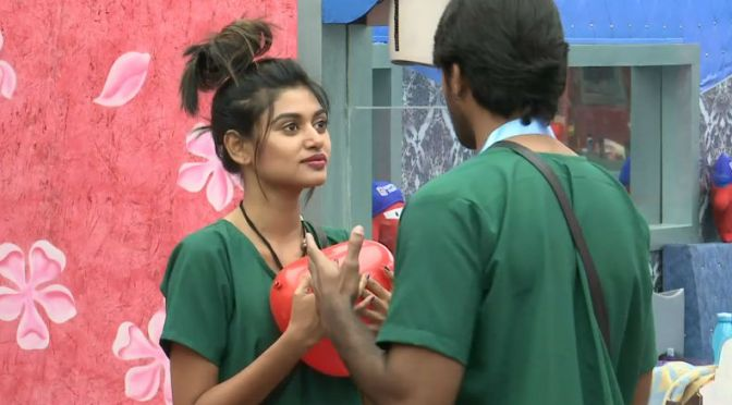 BIGG BOSS: Oviya and Aarav – Are These Two For Real?