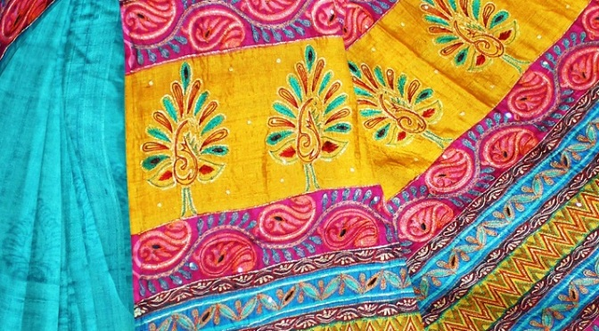 How to Hand Wash Silk Sarees