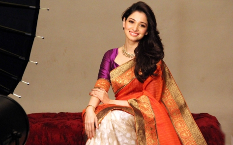 tamanna-bhatia-hd-wallpapers-in-saree-Photos